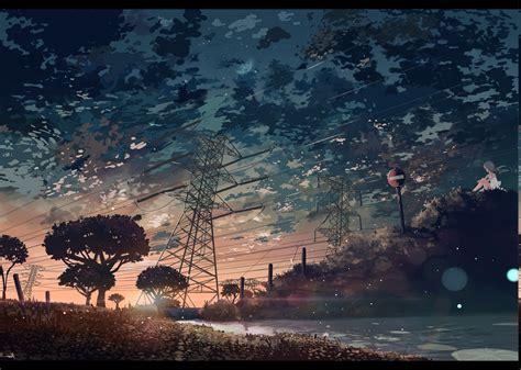 Aesthetic Wallpaper Anime by Aesthetic Anime Desktop Wallpapers Top Free Aesthetic