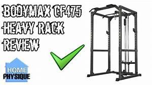 Bodymax Cf475 Heavy Power Rack Review