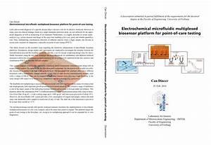 (PDF) Electrochemical microfluidic multiplexed biosensor ...
