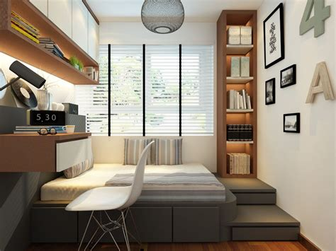 Small Master Bedroom Design Singapore by 3 Bedroom Condo At Bartley Residences