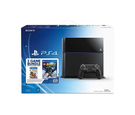 ps4 console bundle consoles deals for black friday