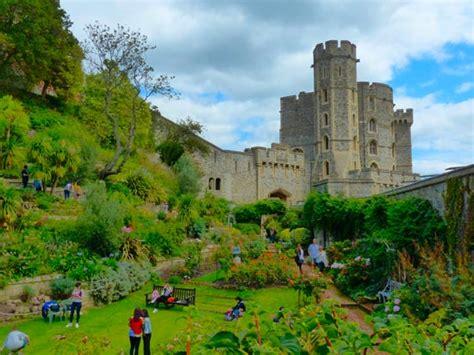 Visite Du Château De Windsor Résidence Royale De La Reine