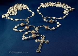 lazo wedding rosary lasso laso custom made to order white With rosary for wedding ceremony