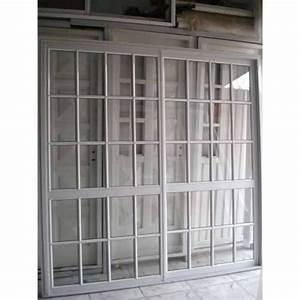 Puerta Ventana Balcón 200x200 vidrio Repartido