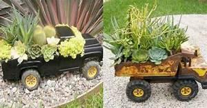Pics For > Creative Garden Ideas Pinterest