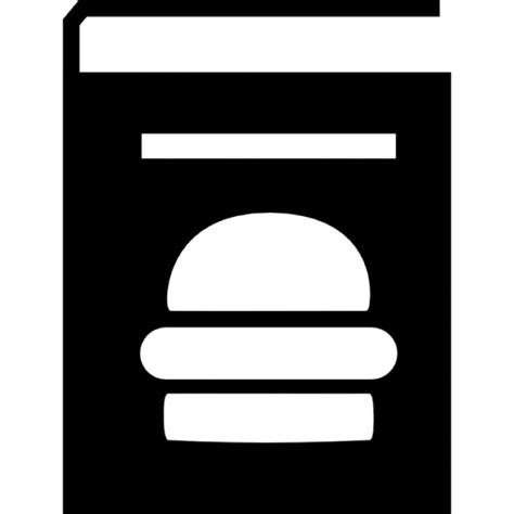 guida di cucina guida il libro di ricette di cucina scaricare icone gratis