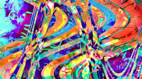 abstract lsd trippy brightness space psychedelic