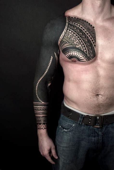 The 25+ Best Blackout Tattoo Ideas On Pinterest Black