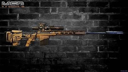 Sniper Rifle Msr Wildlands Mac
