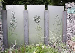 Hohe Sichtschutz Pflanzen : die besten 25 sichtschutz glas ideen auf pinterest sichtschutz aus glas sichtschutz terrasse ~ Sanjose-hotels-ca.com Haus und Dekorationen