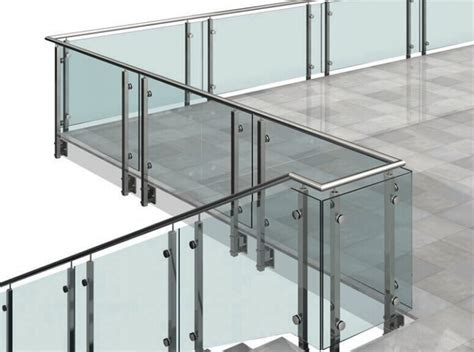 Cable Balcony Railing by Shenzhen Launch Stainless Steel 316 Glass Spider