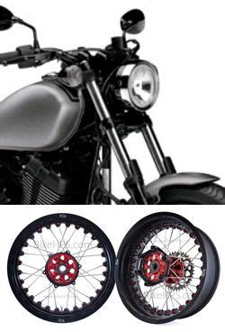 kineo wire spoked wheels yamaha xv950 bolt 2013 gt onwards