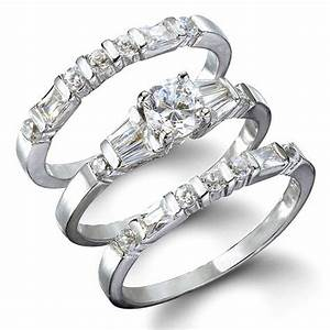 Popular wedding ring sets wedding and bridal inspiration for Popular wedding ring sets