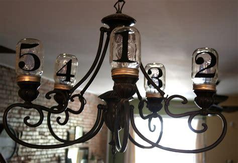 jar chandelier jar chandelier