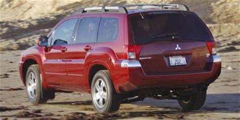 Mitsubishi Endeavor Tire Size by 2005 Mitsubishi Endeavor Specs Iseecars