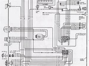70 Camaro Wiring Diagram
