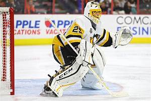 Marc-Andre Fleury Photos Photos - Pittsburgh Penguins v ...