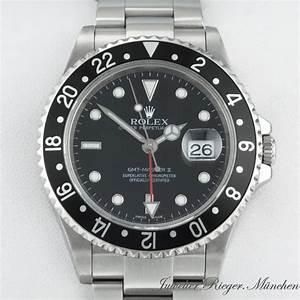 Uhr Rolex Herren : rolex uhr gmt ii stahl automatik zweite zeitzone ~ Kayakingforconservation.com Haus und Dekorationen