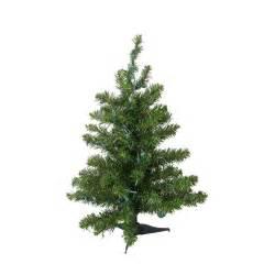 18 quot two tone pine artificial tree unlit