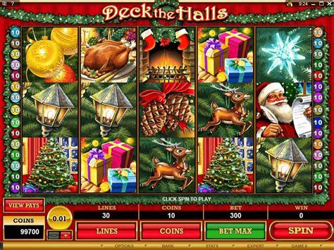 Deck The Halls Waco 2017 by Deck The Halls Slots Review 2017 Play For Free Today