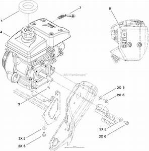 Toro 38272  Power Clear 418 Zr Snowthrower  2012  Sn