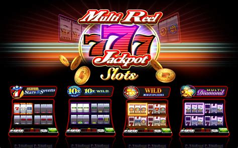 Multi Reel Jackpot Slots  Android Apps On Google Play