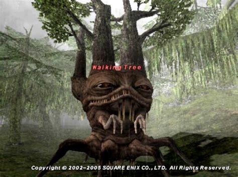 walking tree ffxiclopedia fandom powered  wikia