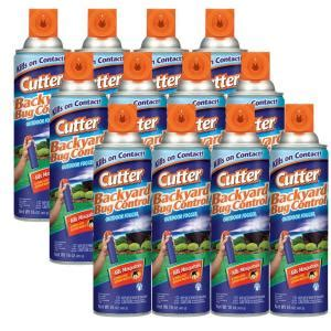 How To Use Cutter Backyard Bug by Cutter 16 Oz Backyard Bug Outdoor Fogger 12 Pack