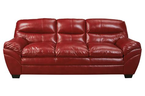 Loveseats On Clearance by Carlton Bonded Leather Sofa At Gardner White
