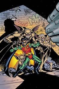 Man-bat  Character