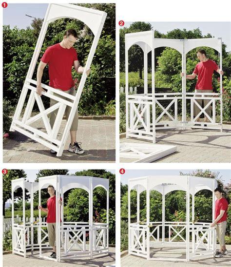 Costruire Un Gazebo In Legno Fai Da Te Costruire Un Gazebo In Legno Bricoportale Il Portale