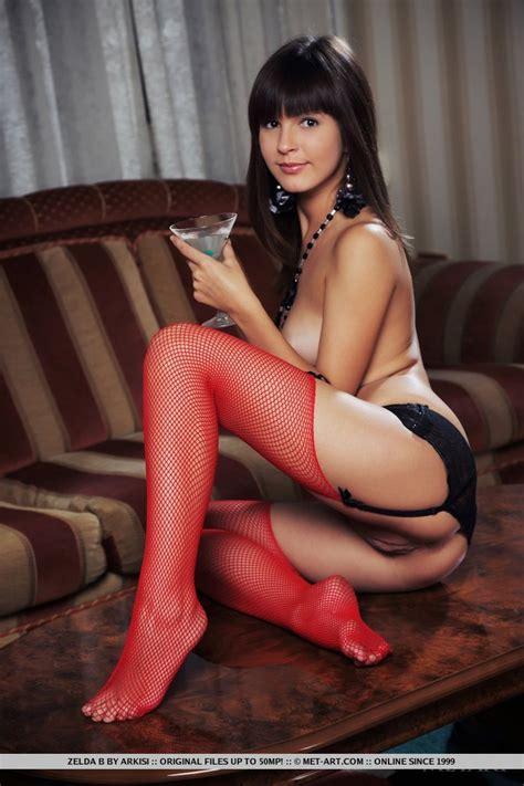 Euro Babes Db Beautiful Nude Woman Wearing Stockings