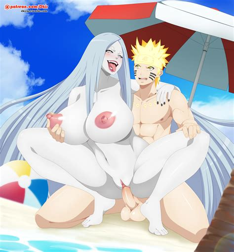 Naruto X Kaguya By Dkir Hentai Foundry