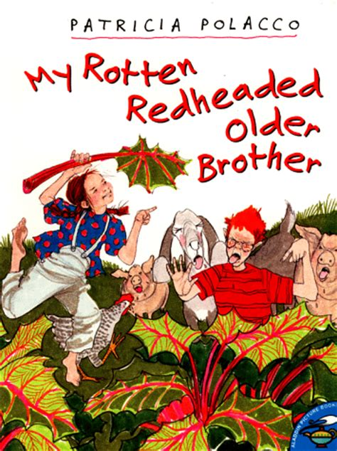rotten redheaded older brother  mighty girl