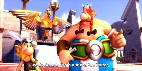 asterix obelix xxl  gameplay trailer nintendo ps