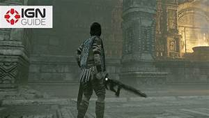 Shadow of the Colossus - Sword of Dormin Secret - YouTube