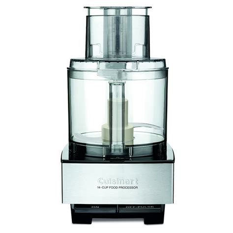 cuisinart 14 cup food processor up food