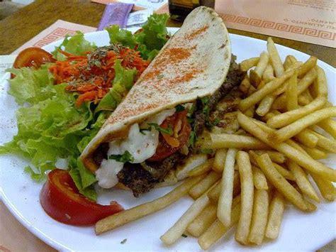 plats faciles à cuisiner recettes de kebab et grèce