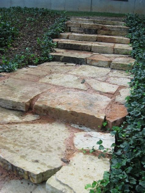 flagstone steps cost natural stone steps and benches ideas from gottschalk quarry
