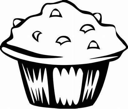 Breakfast Fast Clip Blueberry Muffin Onlinelabels Svg