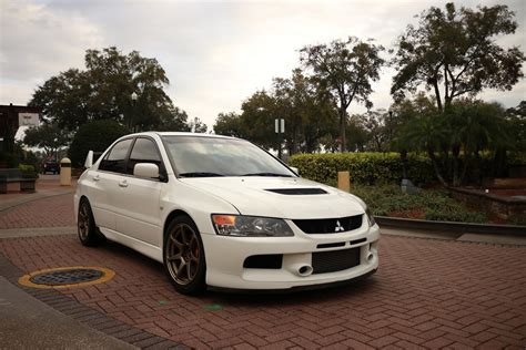 2006 Mitsubishi Lancer Evolution Mr For Sale by Fs Southeast White 2006 Evo Ix Mr For Sale Evolutionm