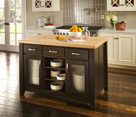 islands for the kitchen distinctive cabinetry how kitchen islands increase