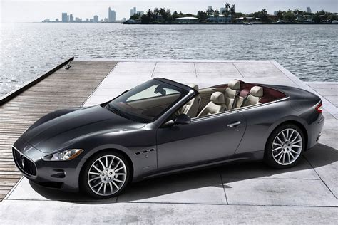 Maserati GranCabrio : La GranTurismo enlève le haut ...