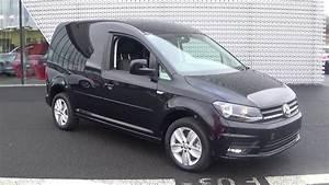 Volkswagen Caddy Van : cmg vw sligo new 2017 vw caddy van 2 0tdi highline 150bhp youtube ~ Medecine-chirurgie-esthetiques.com Avis de Voitures