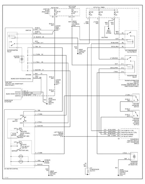 2011 Jeep Comp Fuse Diagram by 99 Xj A C Issue Jeep Forum