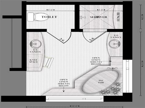 Design A Bathroom Layout by Master Bathroom Layouts With Placement Ideas Master