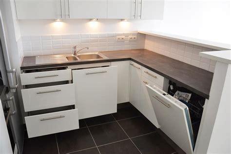 cuisine pour petit espace 6 belles asuces pour agrandir l 39 espace de sa