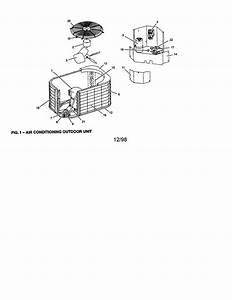 York Central Air Conditioner Parts