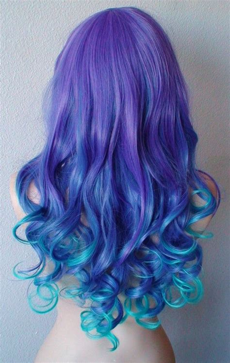 17 Best Ideas About Blue Purple Hair On Pinterest How To