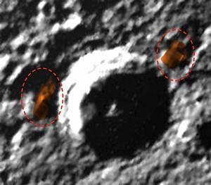 UFO SIGHTINGS DAILY: Buildings On Mercury In NASA Photos ...